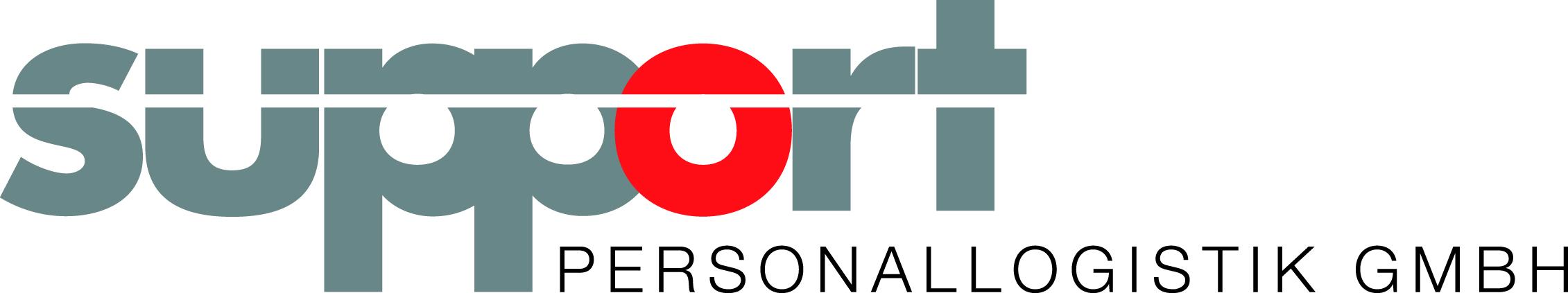 Logo von support Personallogistik GmbH
